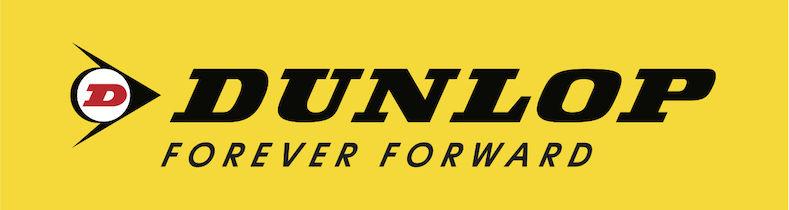 Dunlop Logo - Forever Forward